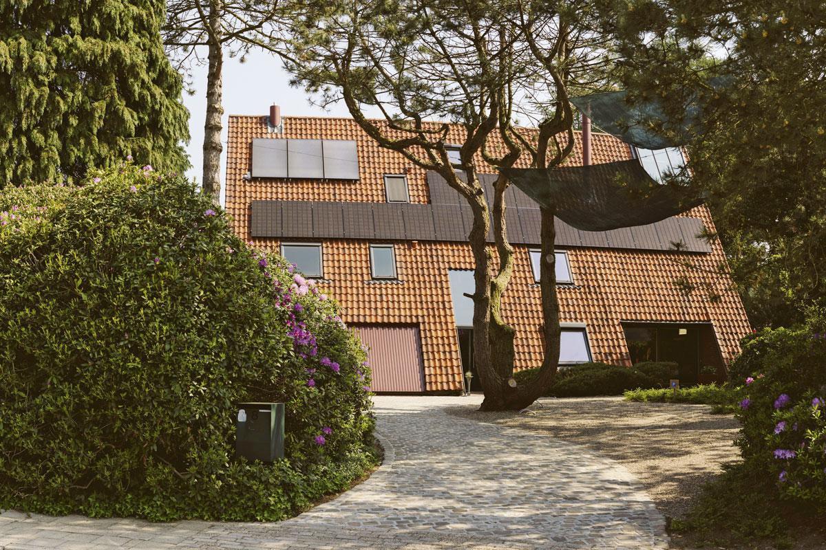 La maison de Paul Schellekens, JESSE WILLEMS