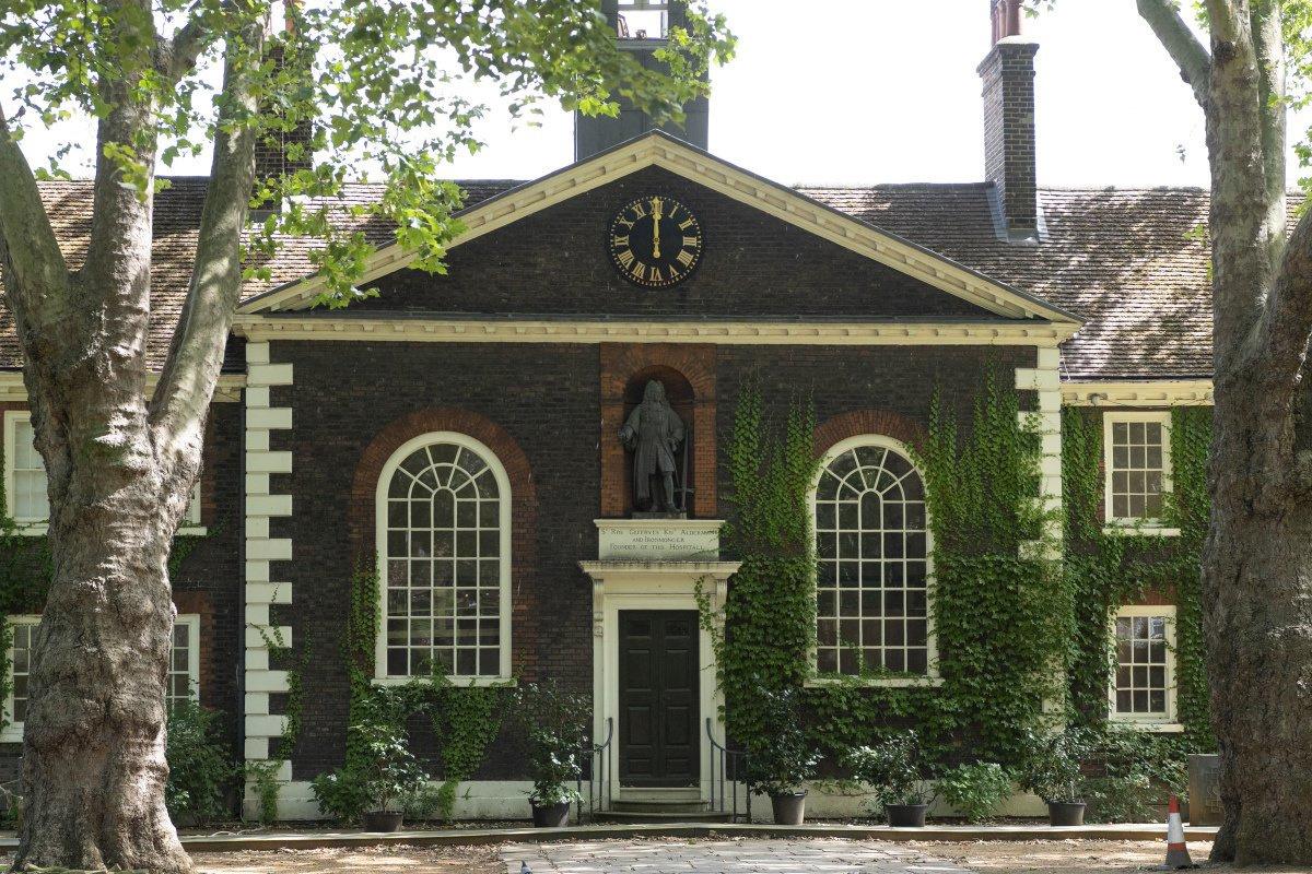 Musee de l'Habitat à Londres, Reuters