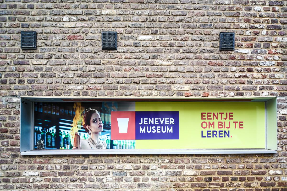 Jenevermuseum, Belga