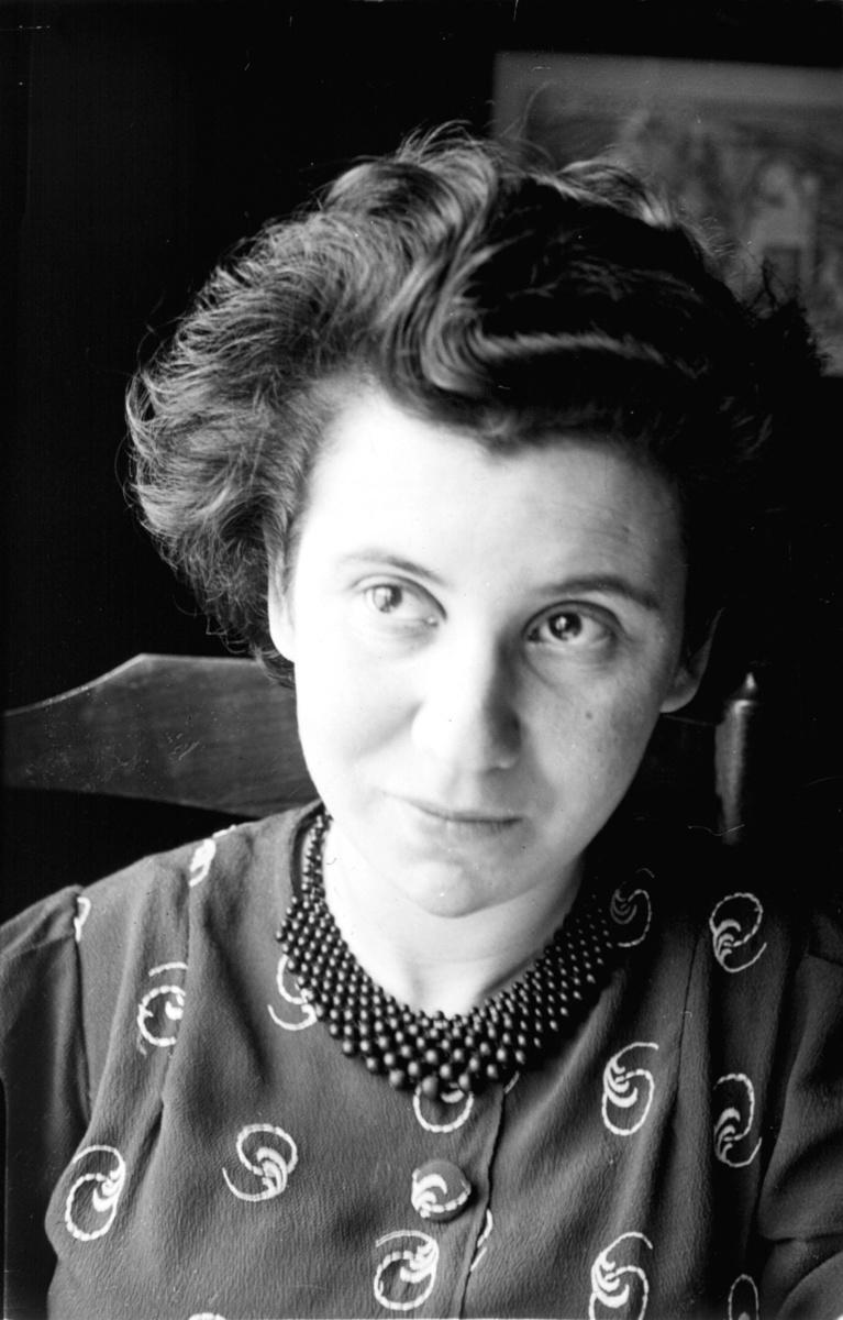Etty Hillesum in 1939, GF