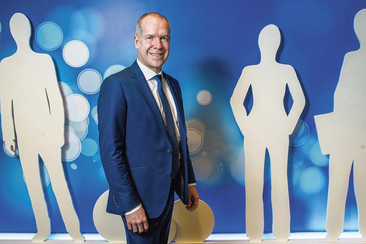 LODE PEETERS, CEO de Tobiana., kris van exel