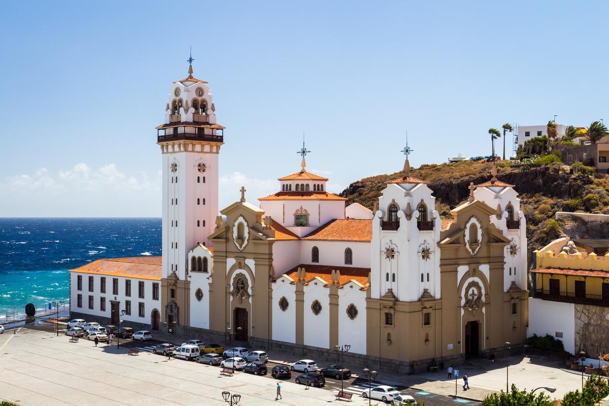 Santa Cruz de Tenerife, Shutterstock