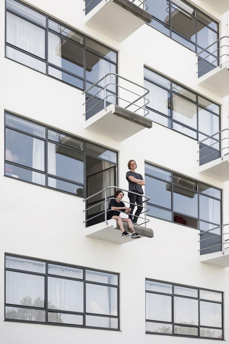 Bauhaus Prellerhaus, THOMAS MEYER