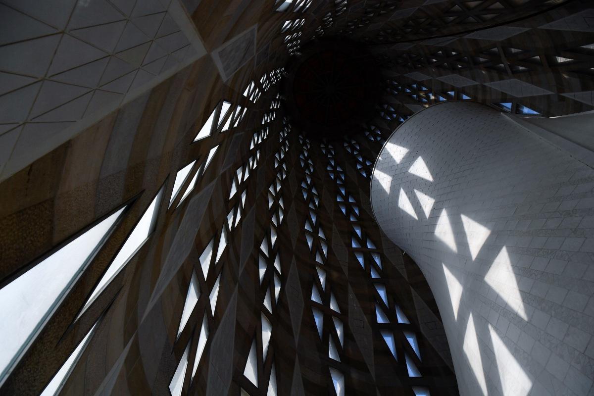 Sagrada Familia, AFP