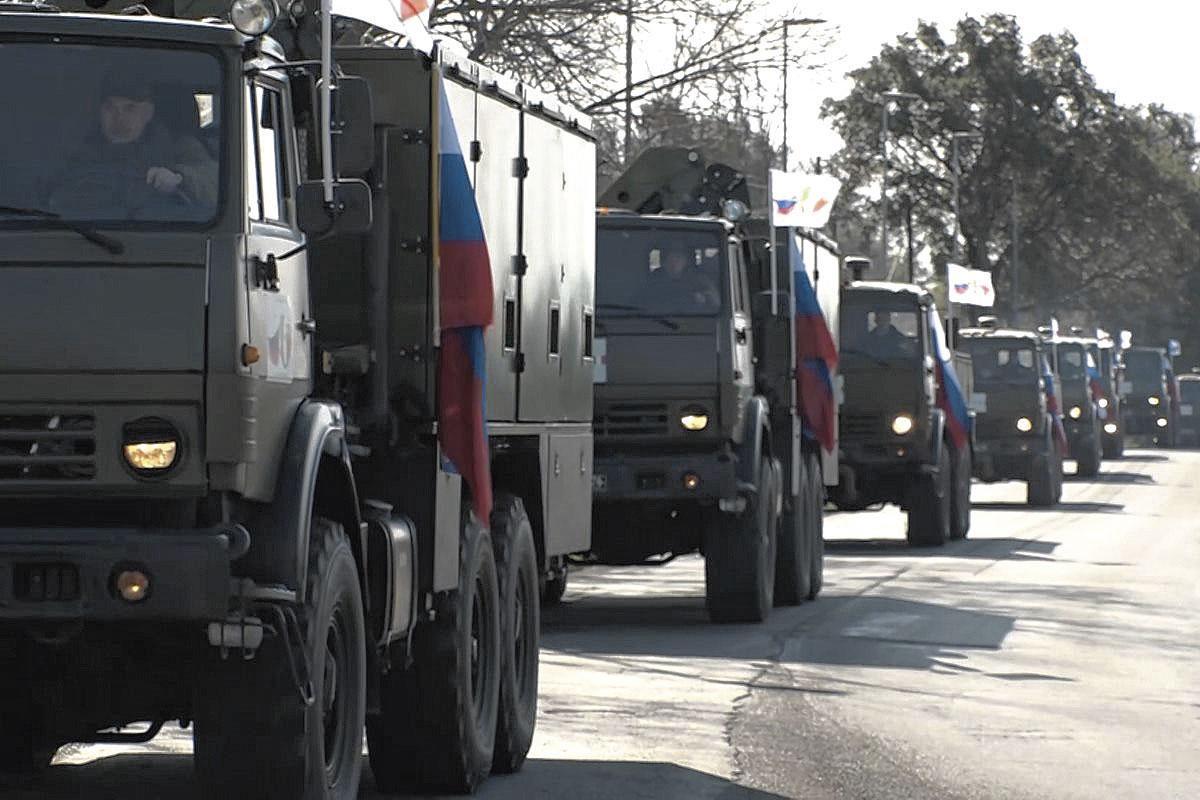 Bergame a dû faire appel à l'armée tant la situation sanitaire de la ville était catastrophique., BELAIMAGE