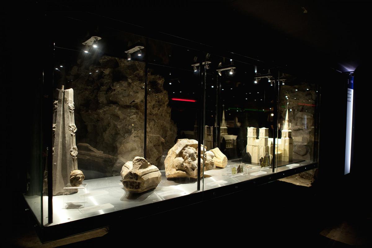Archeoforum, Visitez Liège