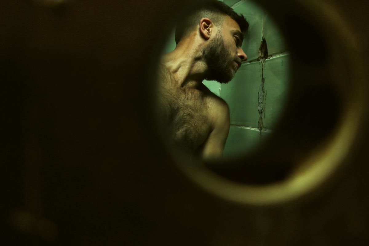 'Cabine avec vue' van Marc Martin: een stuk geschiedenis dat ook de homogemeenschap graag vergeet., GF/ Marc Martin
