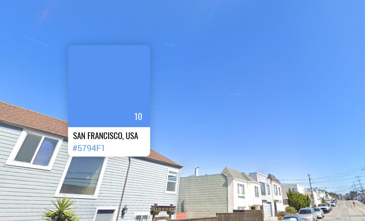 10. San Francisco in Californië, S Money