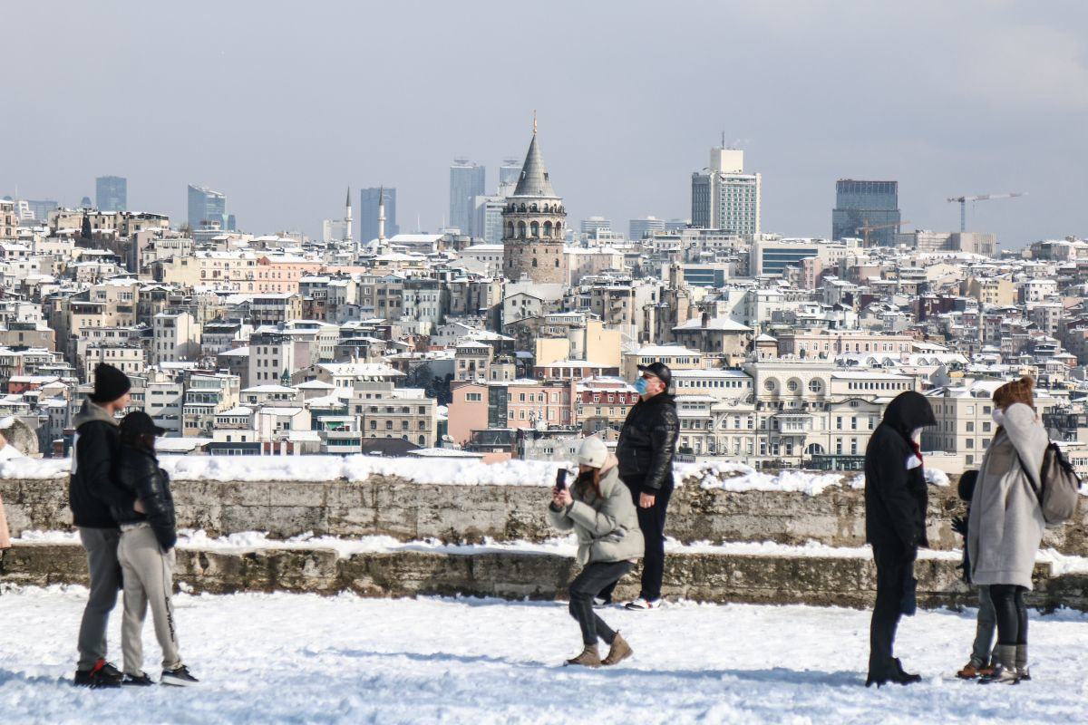 Istanbul in Turkije, Getty Images