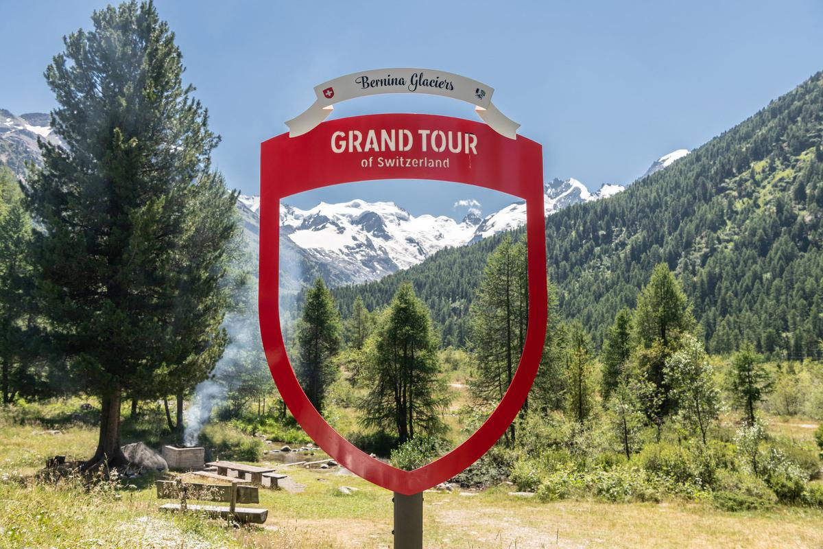 Photo spot Grand Tour, Morteratschgletsjer in het Berninamassief, Mattias Nutt
