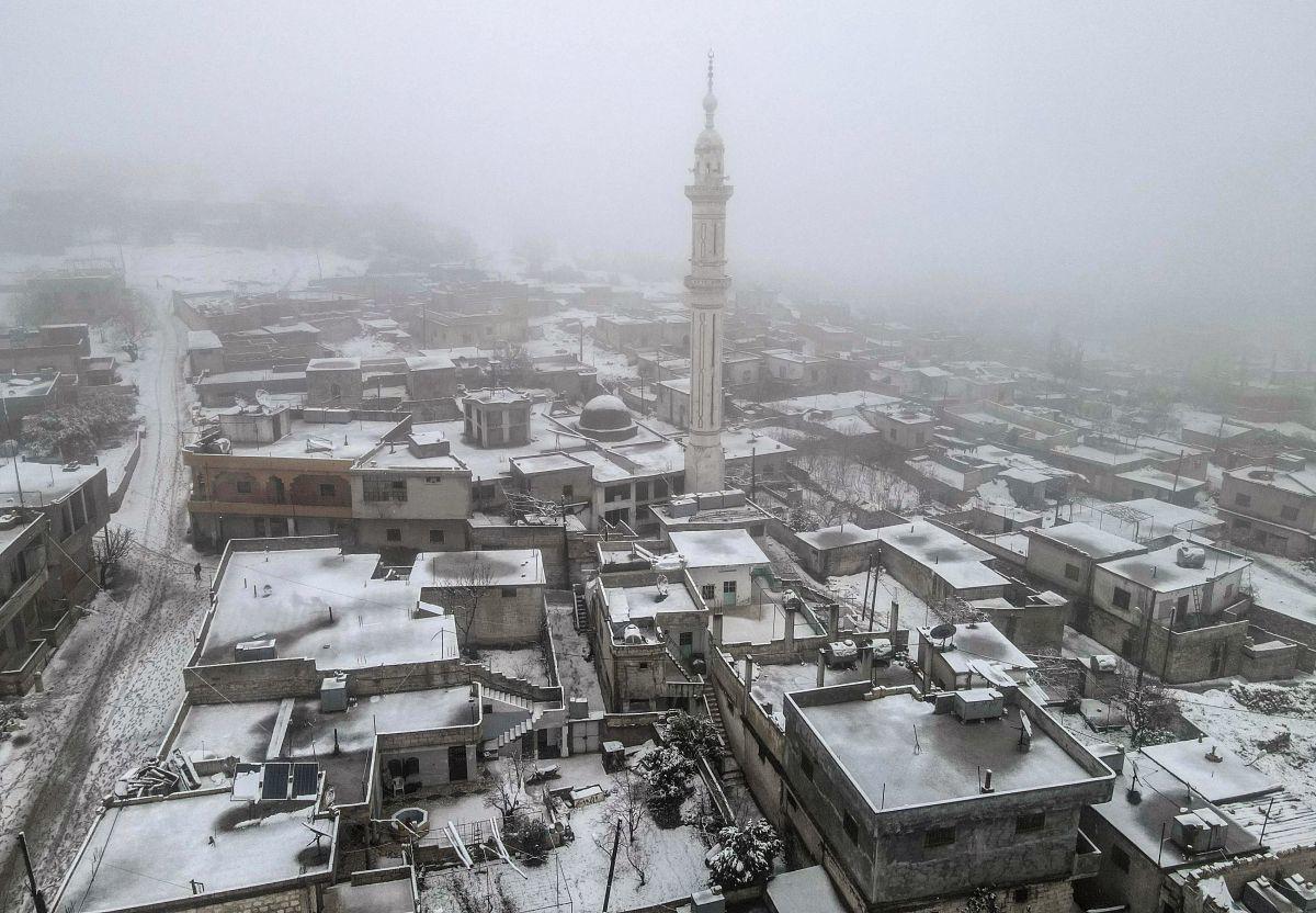 Idlib in Syrië, Getty Images