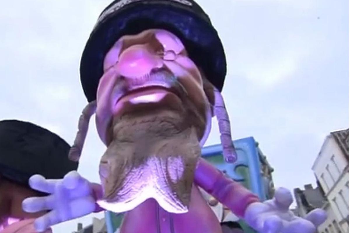 Aalst Carnaval in 2019., ATV