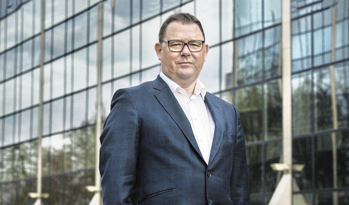 Hans Leybaert, CEO UnifiedPost., PG