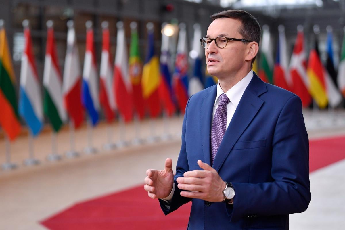 Mateusz Morawiecki, AFP