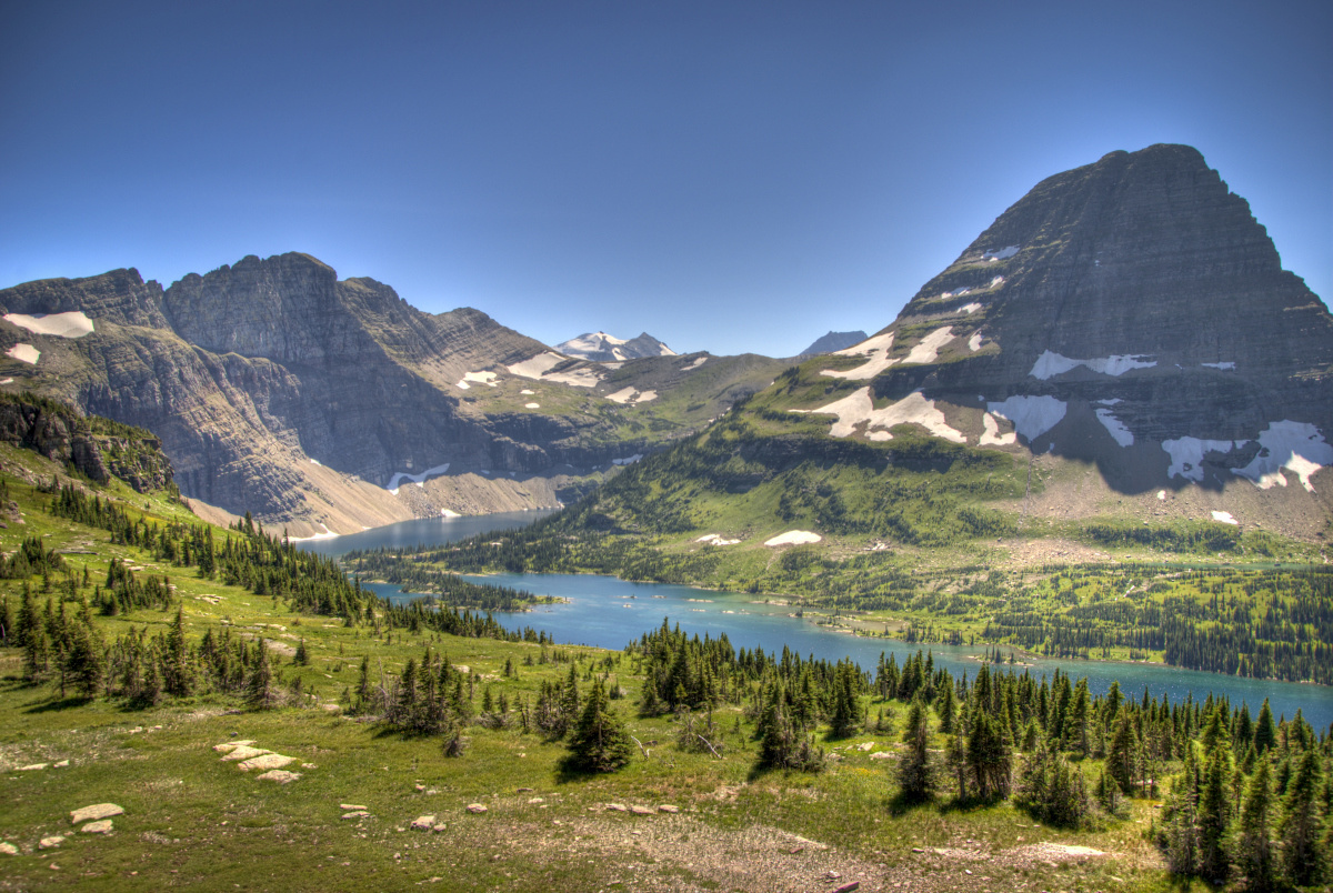 Glacier National Park in Montana, Getty Images