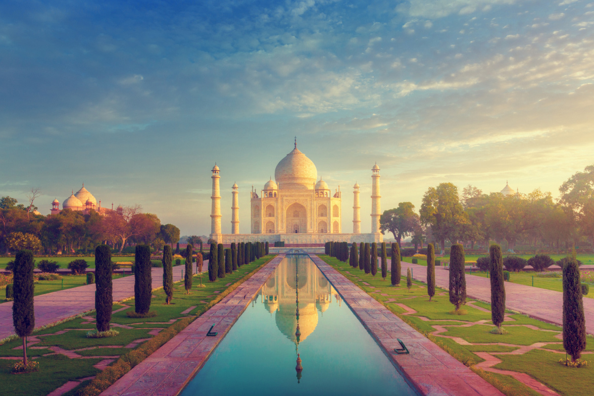 Taj Mahal, Getty Images