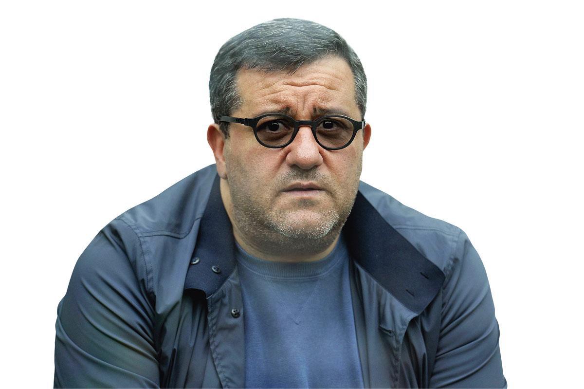Mino Raioloa: 'De FIFA is één corrupte familie, niet gewelddadig, wel heel ondoorzichtig, gericht op het verwerven van macht en controle met grote consequenties voor het voetbal.', belgaimage