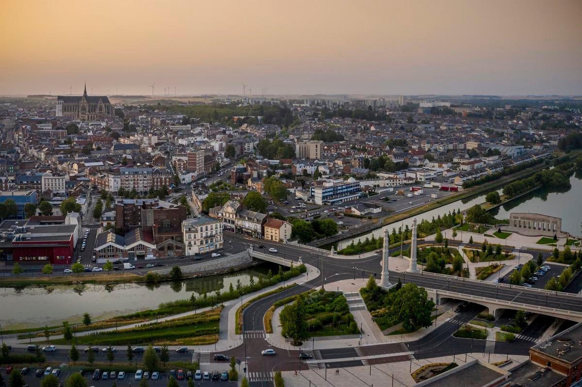 Le long du canal de Saint-Quentin, Getty Images/Westend61