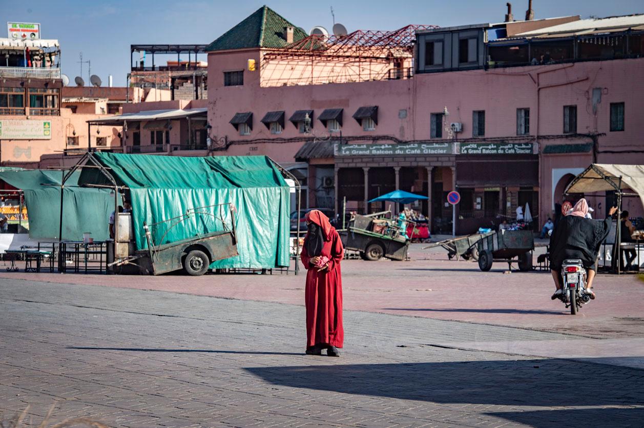 Marrakech, AFP
