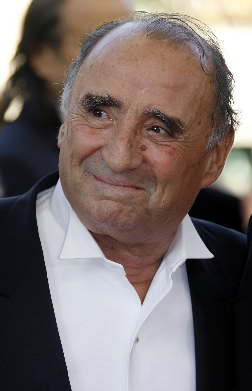 Claude Brasseur, ici à Cannes en 2006., REUTERS