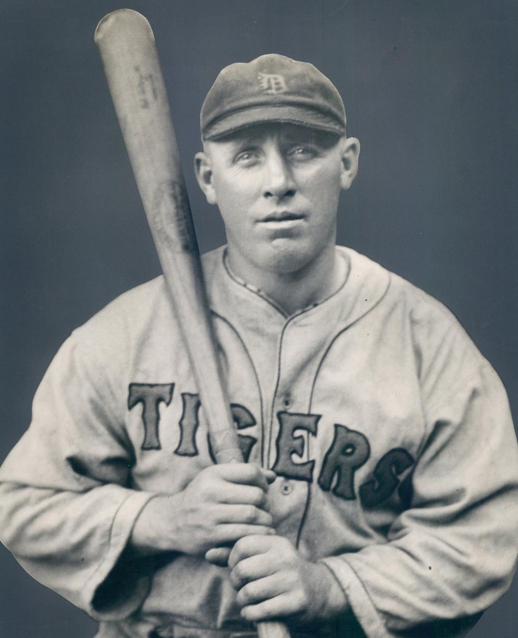 Robert Fothergill des Tigers de Detroit., Getty Images