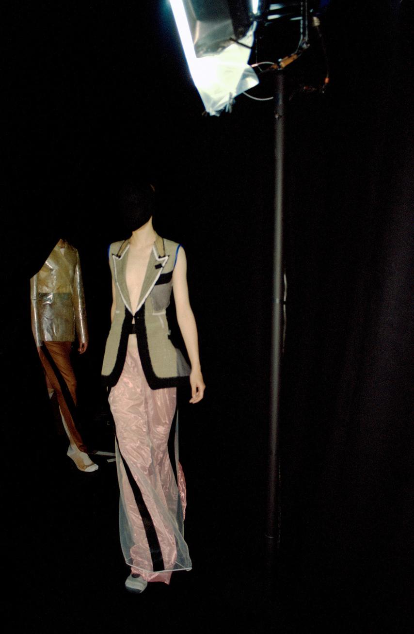 Backstage bij Martin Margiela, Marleen Daniëls