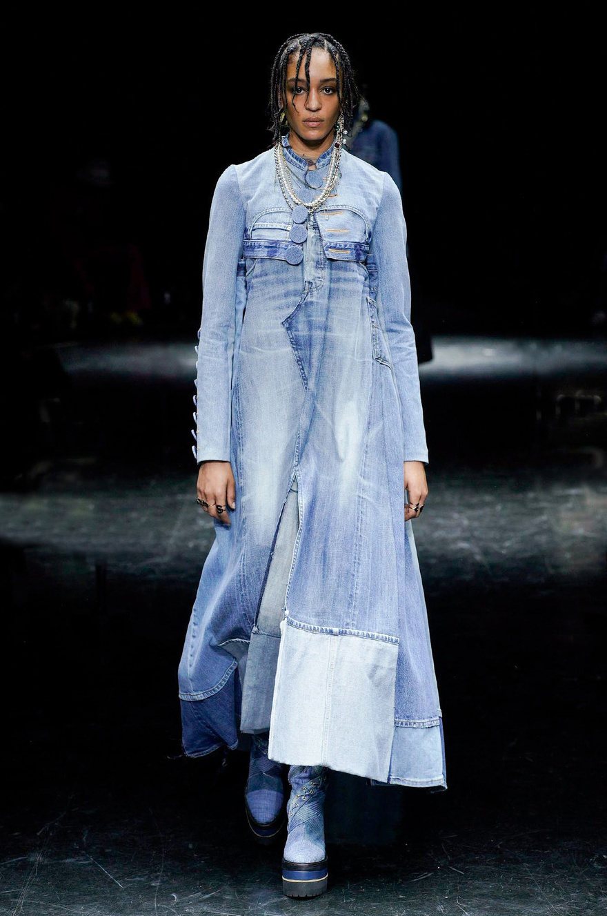Chitose Abe pour Jean Paul Gaultier, Belga Images