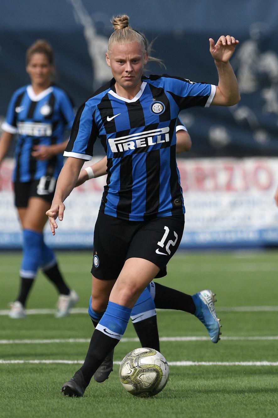 """Van Kerkhoven : """"Ça a été une année très difficile en Italie. Mais d'un point de vue footballistique, j'ai beaucoup appris."""", SIPAUSACOLLECTIONS"""