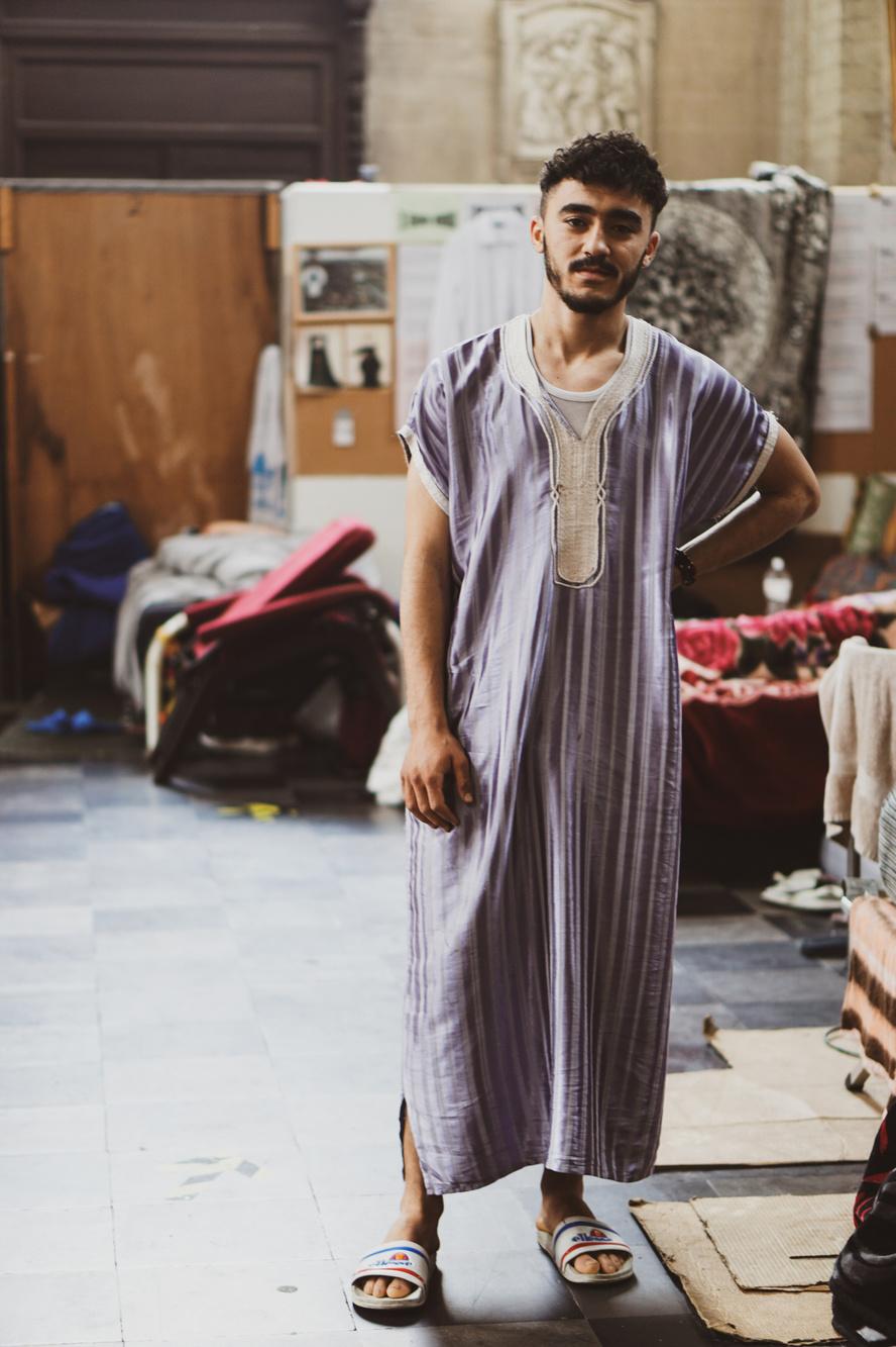 Mohamed, Luka Van Royen