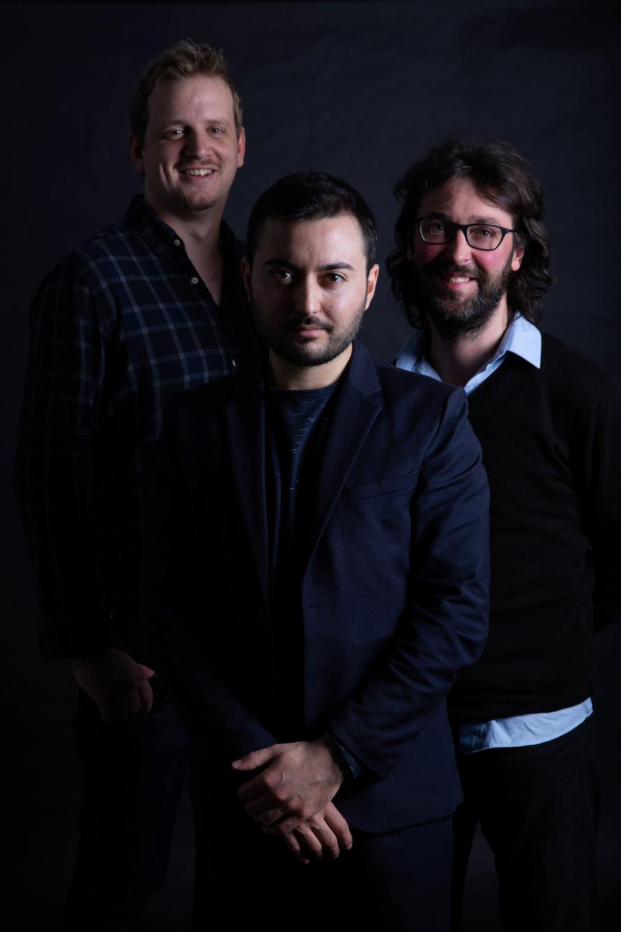 Giuseppe Millaci & Vogue Trio / Dani Oshi