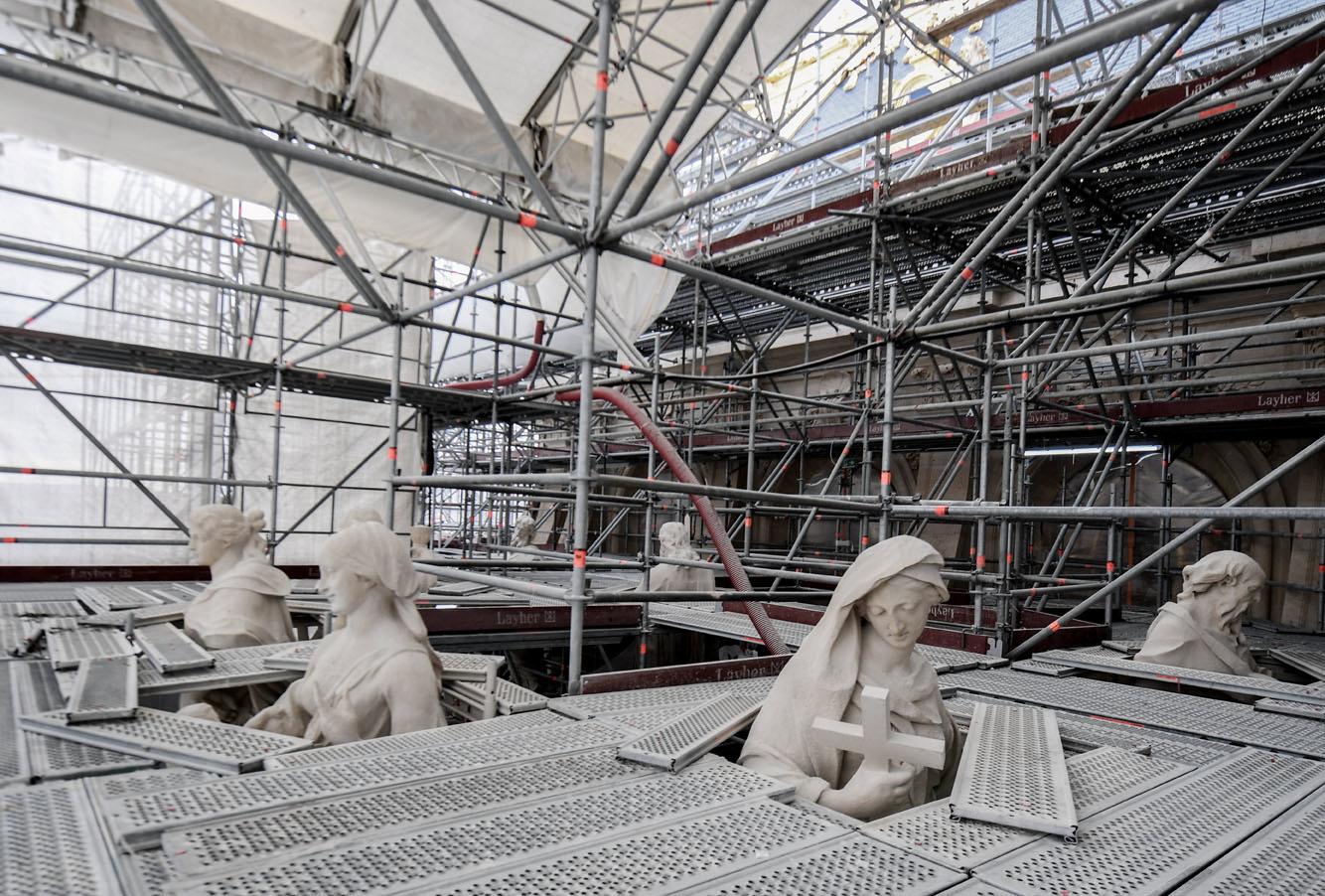 Versailles, décembre 2020, AFP