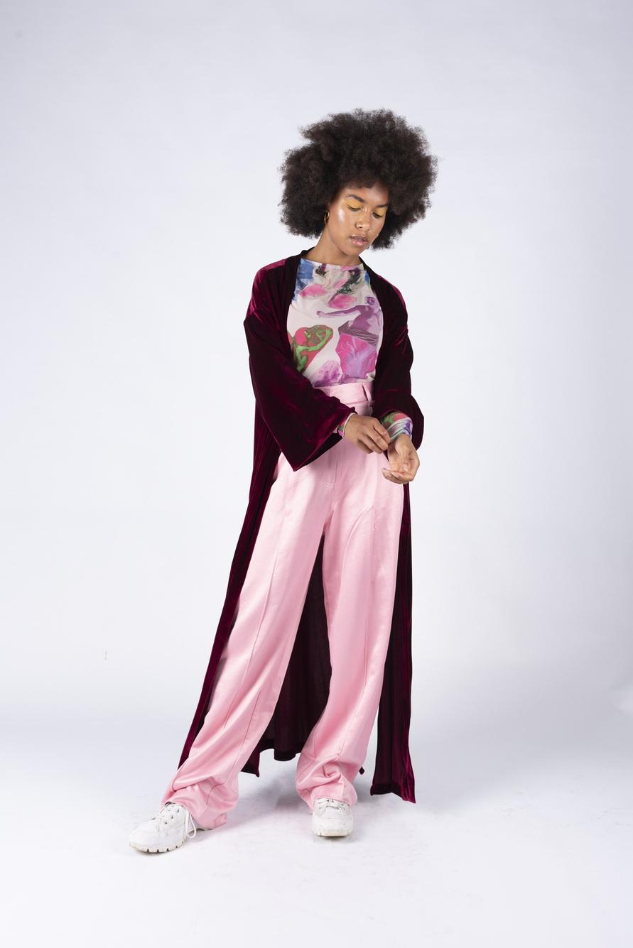 De kimono van Oh Live!, GF