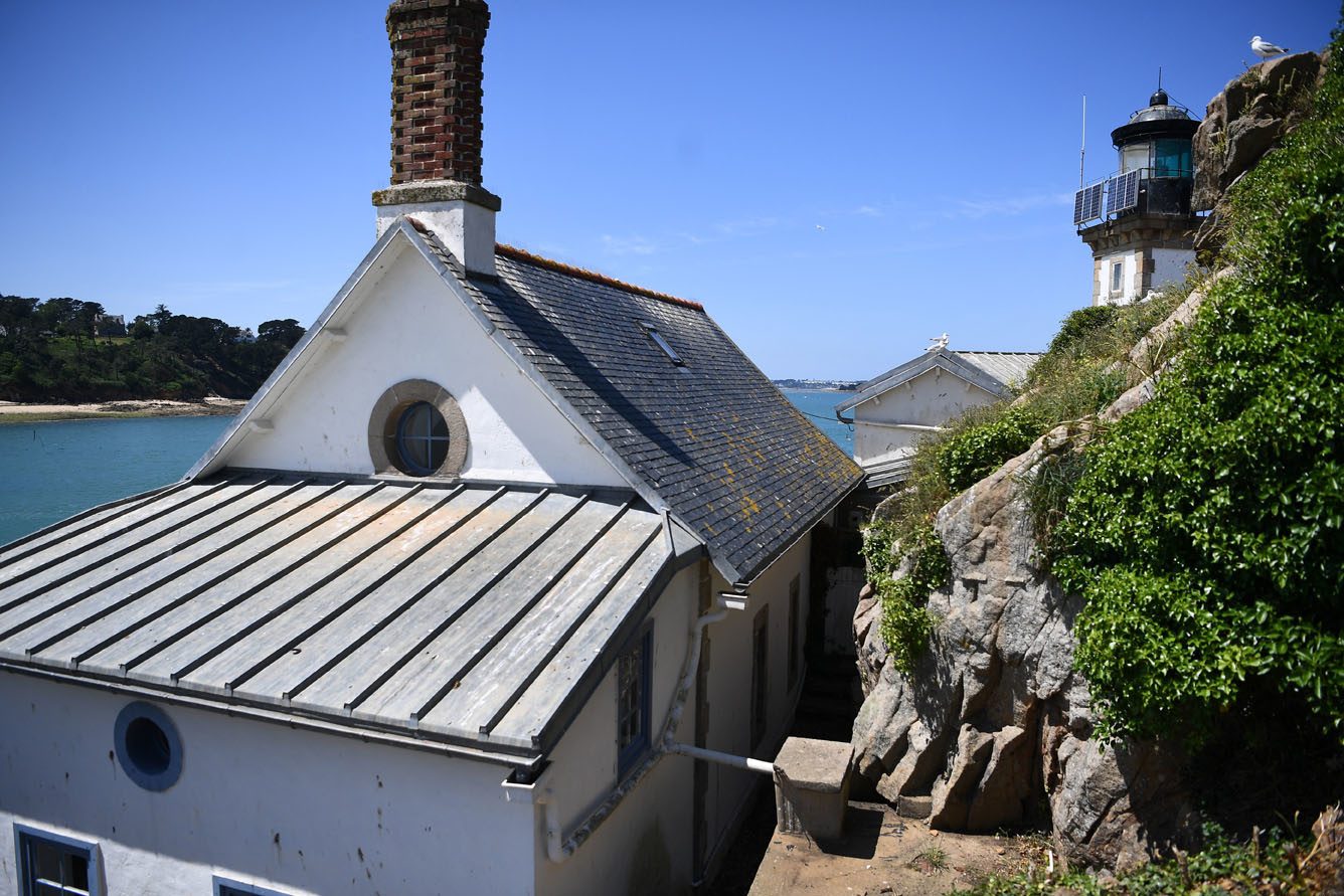Phare de l'Île Vierge, à Plouguerneau (Bretagne), Belga Images