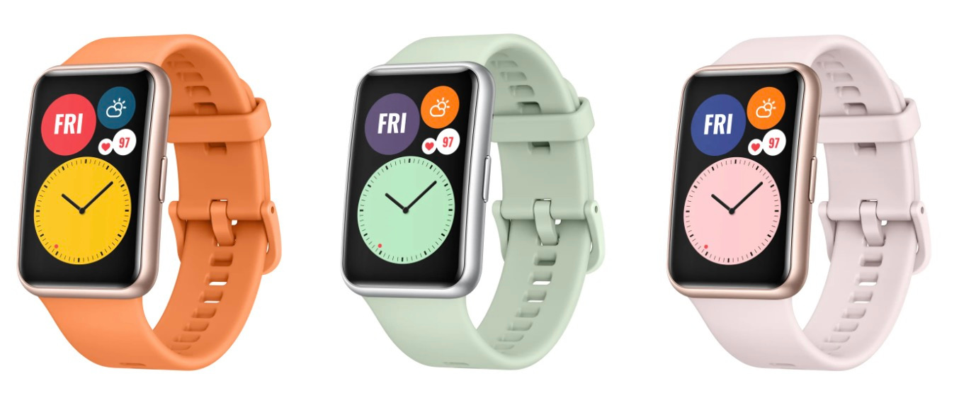 De Watch Fit., Huawei