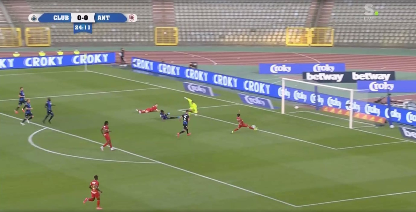De goal van Refaelov in de bekerfinale, sporza