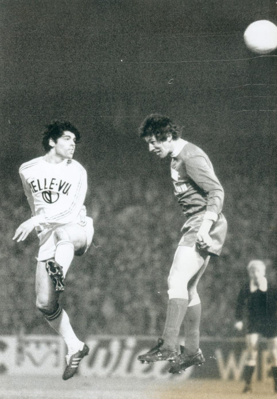 Lozano in zijn Anderlechtperiode, Belga Image