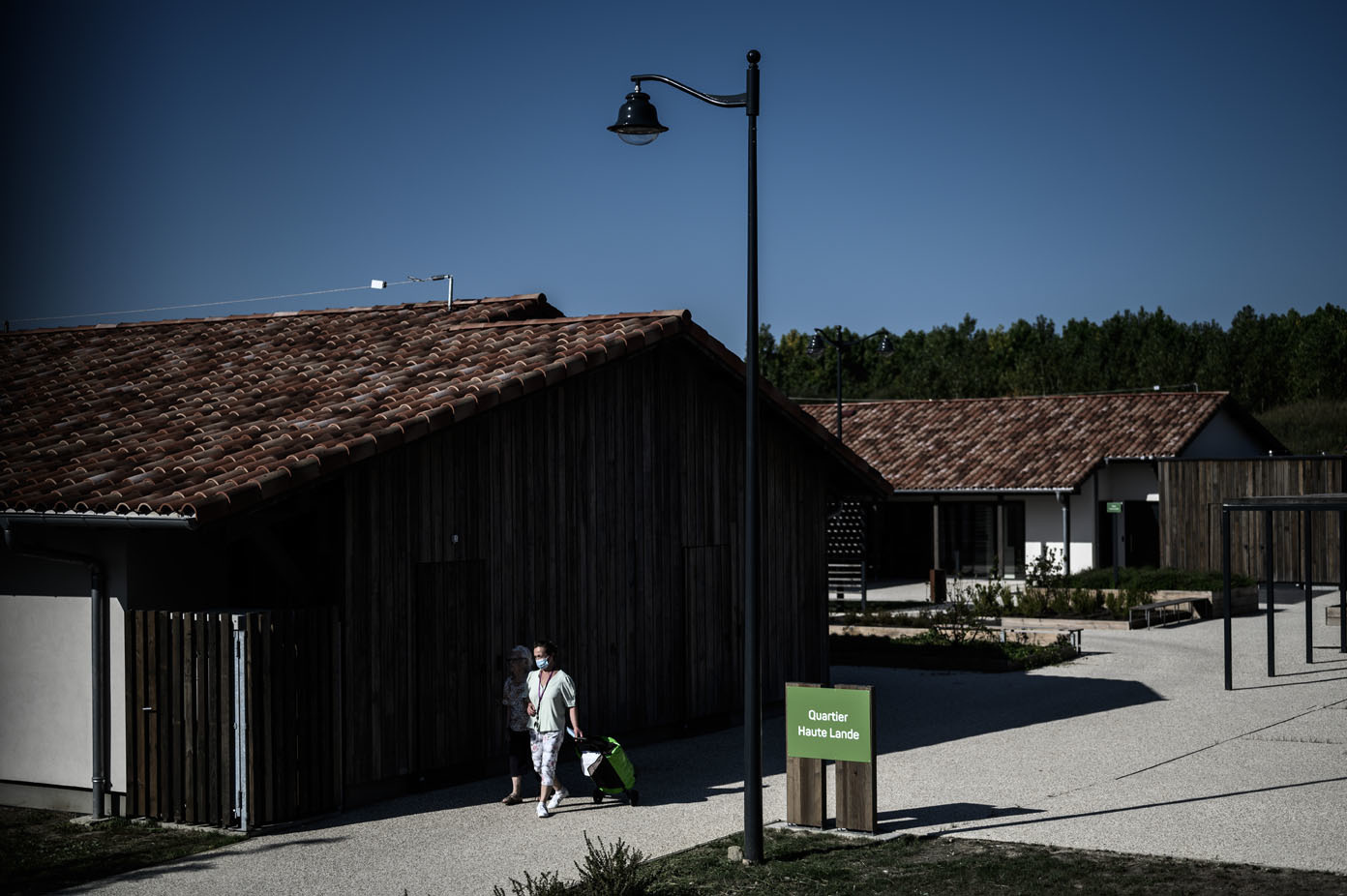 Village Alzheimer à Dax, Cyrille Pitois
