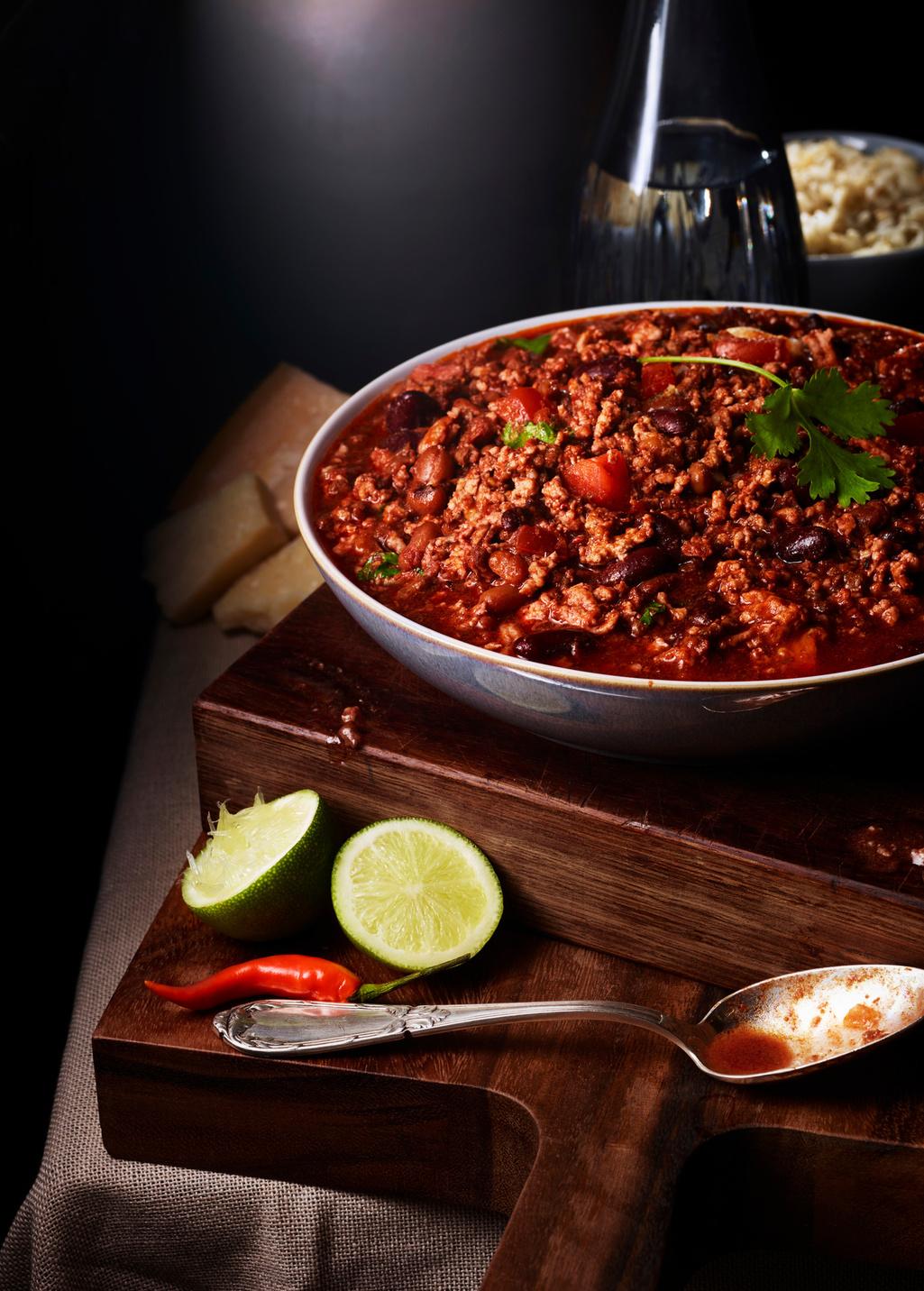 Chili Con Carne, iStock