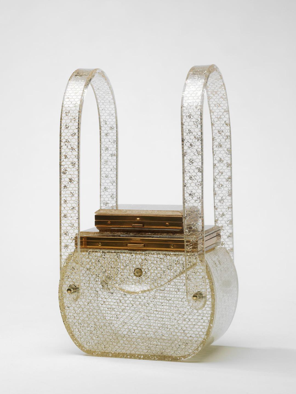 'Stardust' evening bag, Wilardy Originals, 1950-60, DR