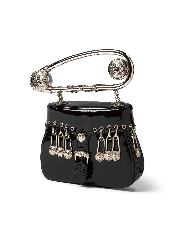 Gianni Versace, Safety-pin handbag, Spring-Summer 1994, Italie, DR