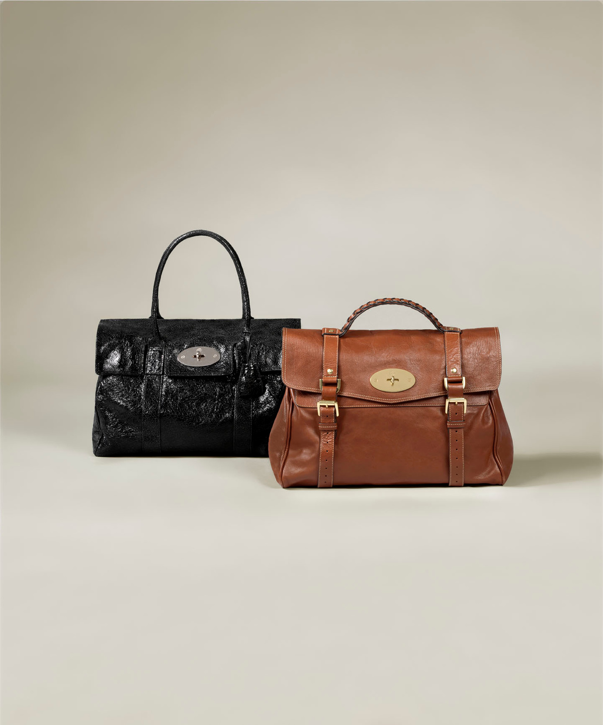 Mulberry Alexa and Bayswater owned by Kate Moss and Alexa Chung, DR