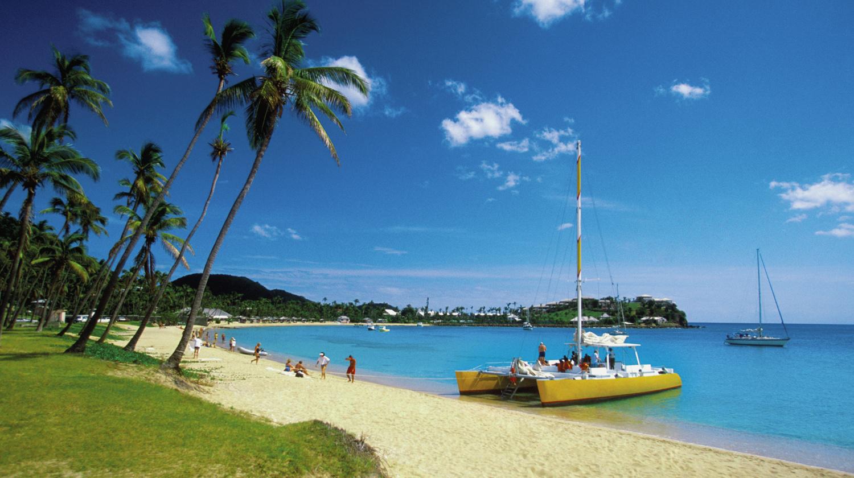 La caraïbéenne Antigua, Getty Images