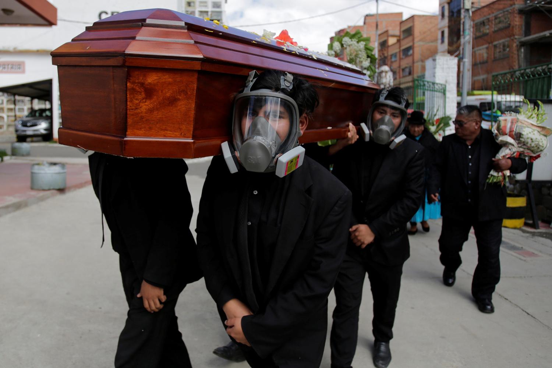 La Paz, Bolivie, Reuters