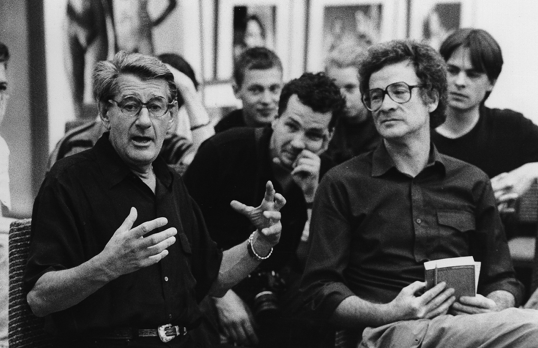 Helmut Newton, photographe de mode à l'influence capitale dans la seconde moitié du XXe siècle, Getty Images