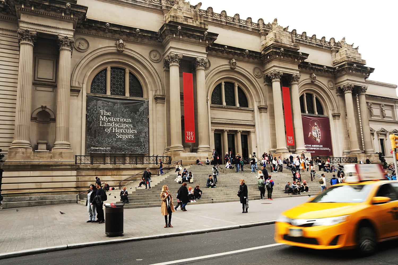 Metropolitan Museum of Art ou Met, de New York, Getty Images