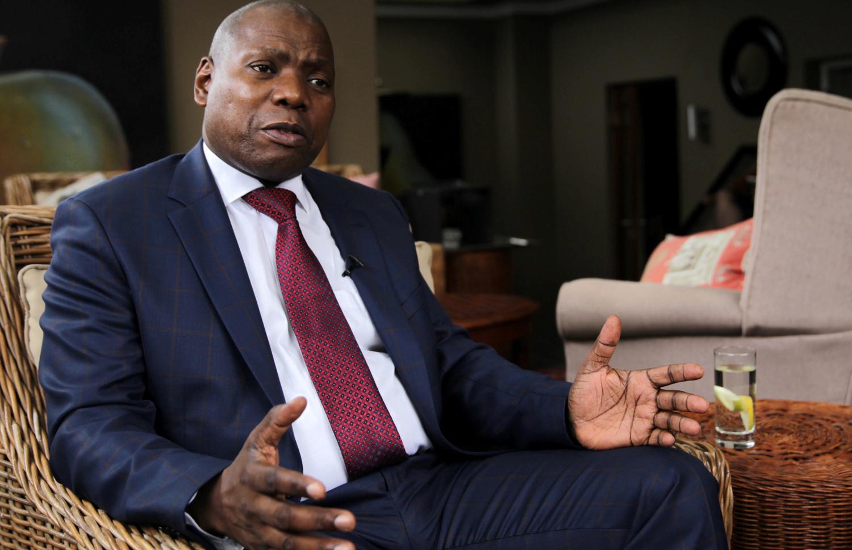 Zweli Mkhize, Reuters