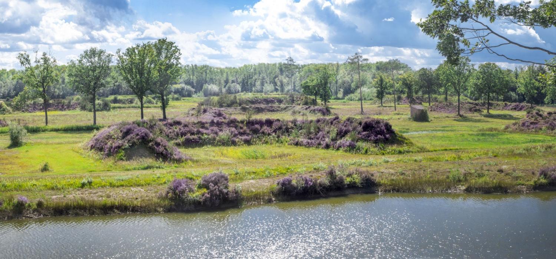 Voormalig militair domein vol natuurpracht op de grens tussen Jabbeke en Zedelgem., Westtoer APB