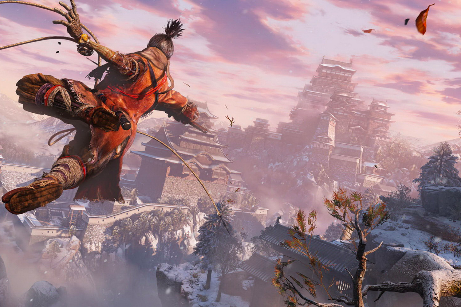 Sekiro: Shadows Die Twice, Activision
