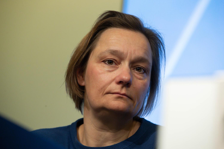 Erika Vlieghe, Belga