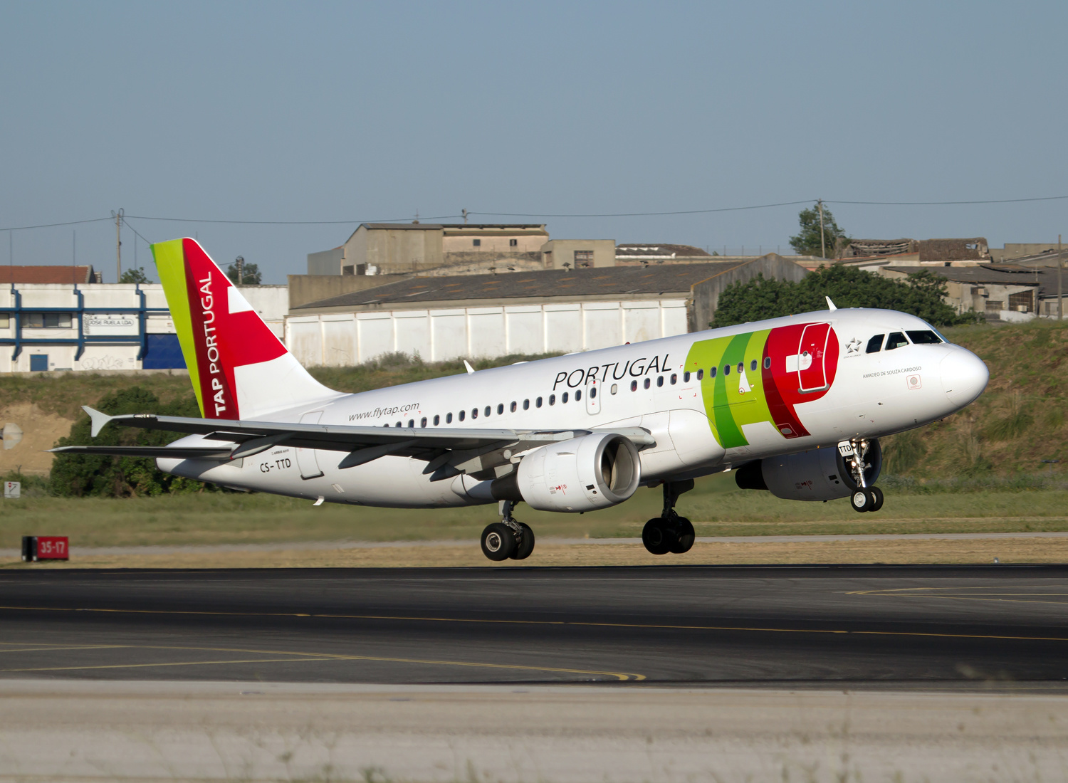 TAP Air Portugal, Getty Images